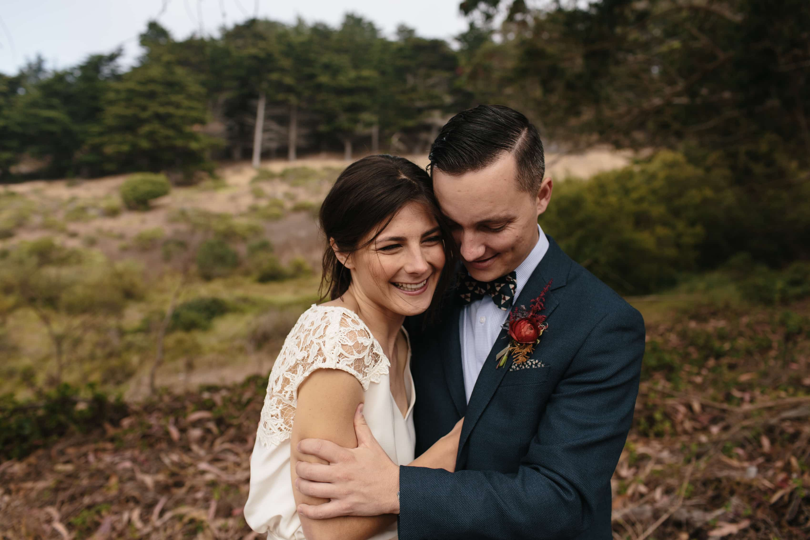 Kim & Gavin – Headlands Center for the Arts