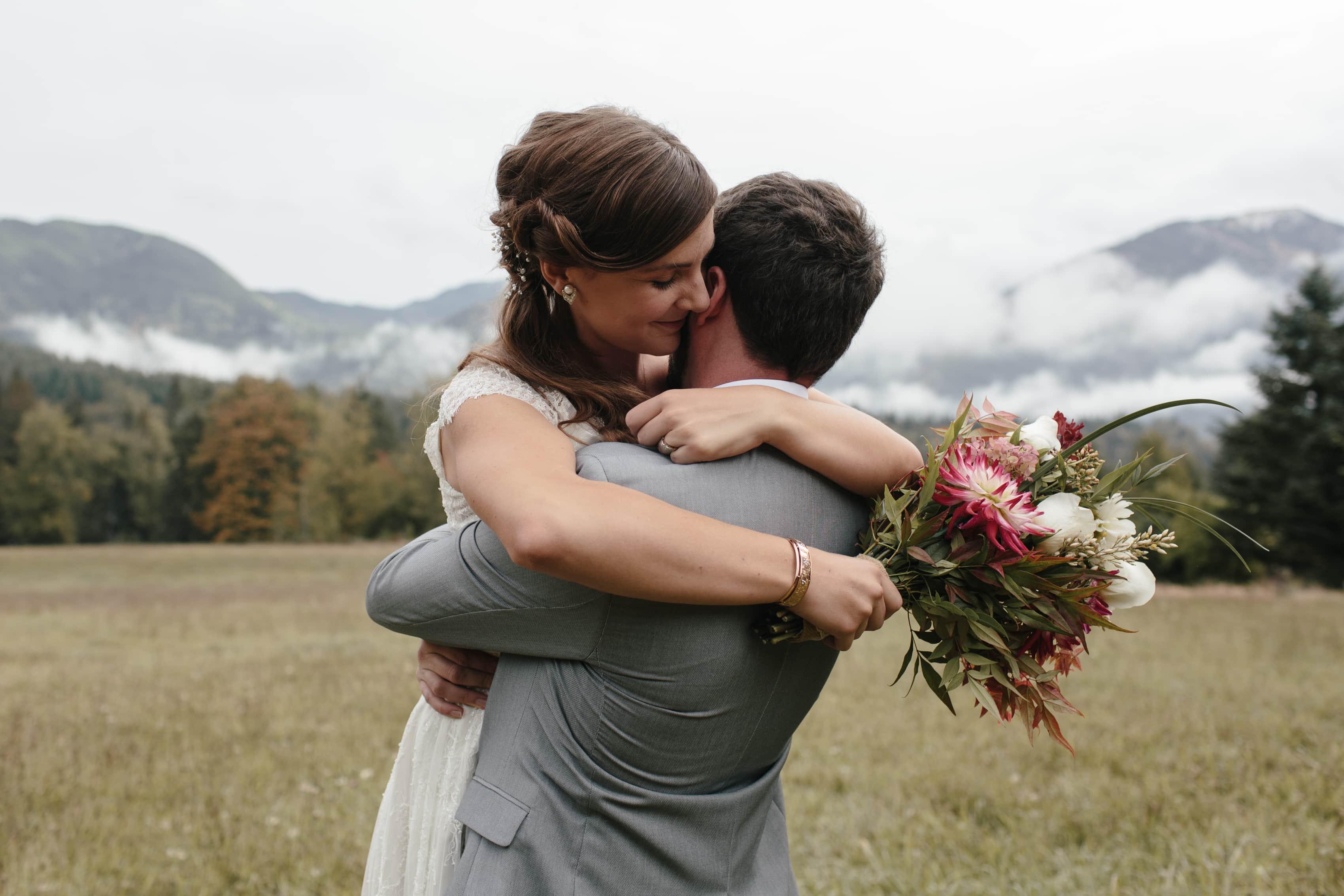 Abby & Dustin – North Cascades