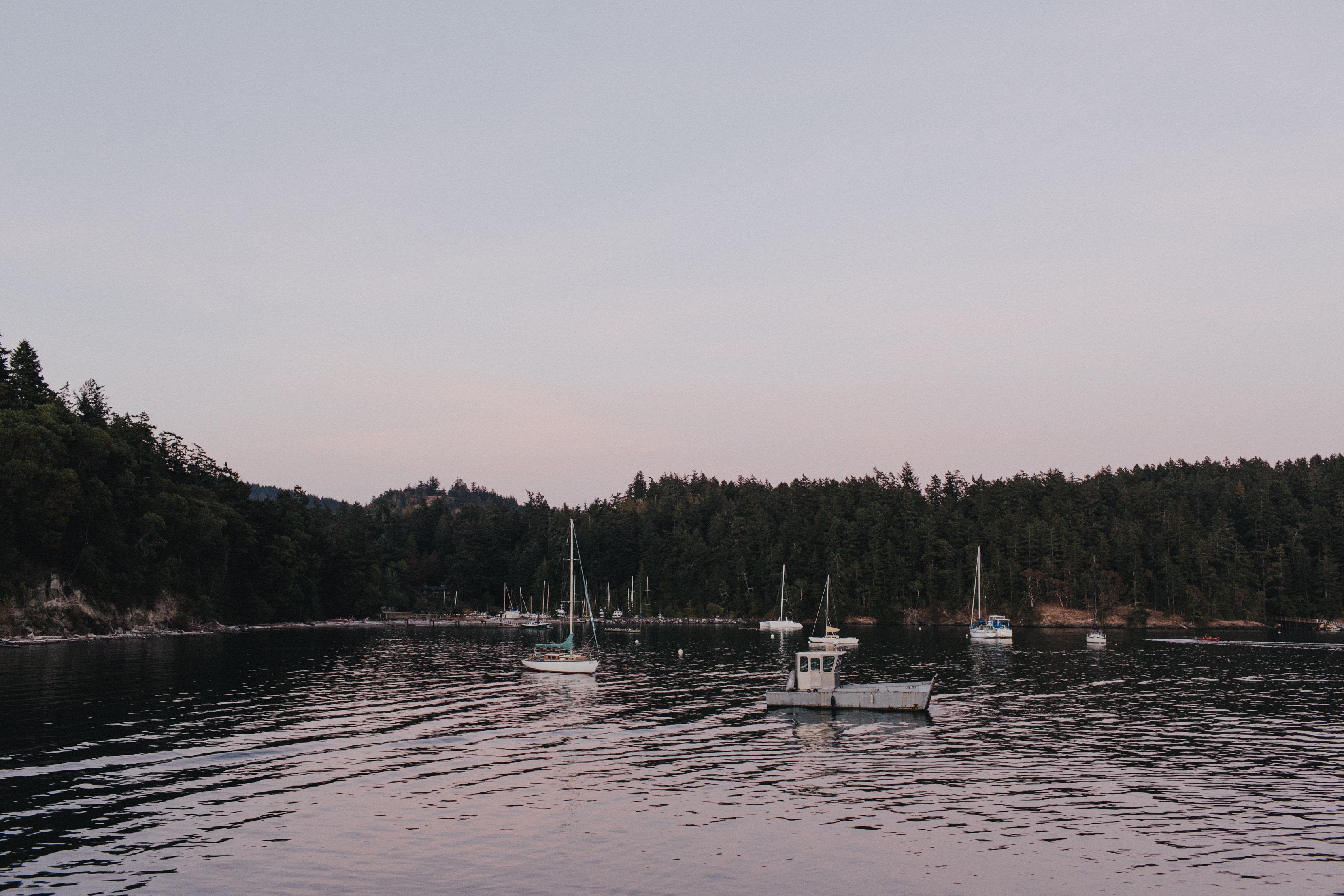 Christine & Devon – Orcas Outlook Inn